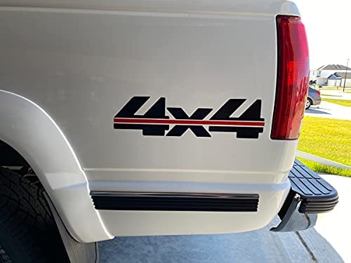 4x4 truck stickers _image1