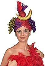 carmen miranda fruit headdress