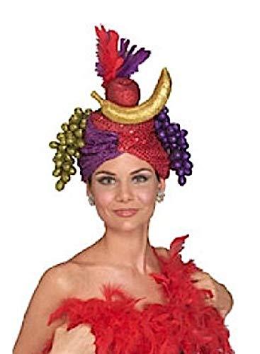 Rubies 's Oficial Carmen Miranda Hat para Adultos (Talla única)