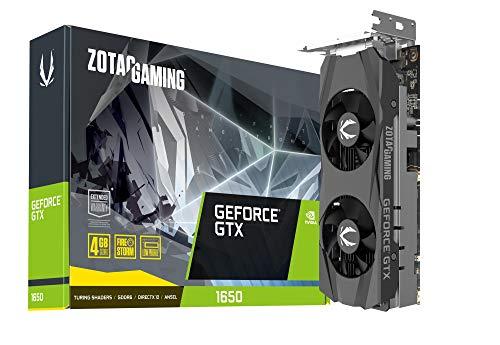 ZOTAC GeForce GTX 1650 LP GDDR6 グラフィックスボード ZT-T16520H-10L VD7426