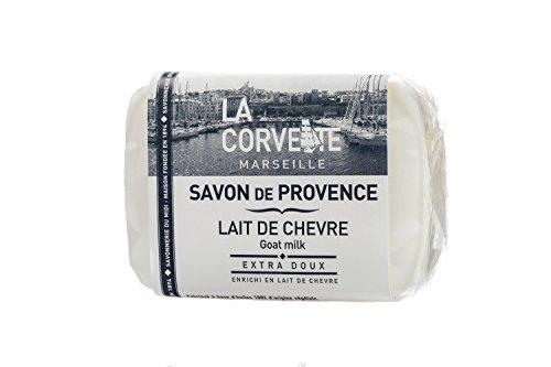 La Corvette Savon de Provence Lait de Chèvre 100 g