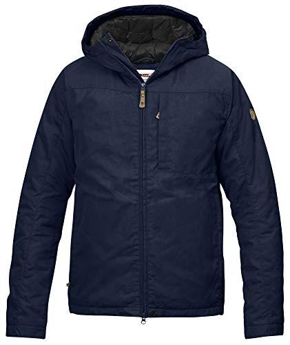 FJÄLLRÄVEN Kiruna Padded Jacket M Veste de Sport Homme, Dark Navy, FR : S (Taille Fabricant : S)