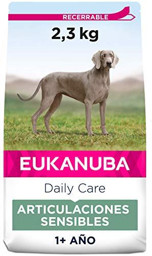 EUKANUBA Daily Care Alimento Seco para Perros Adultos con Articulaciones Sensibles 2,3 kg