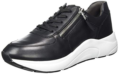 CAPRICE Damen 9-9-23705-25 Sneaker, Black Nappa, 39 EU