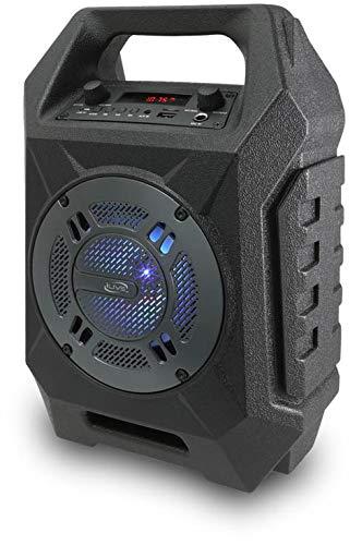 DPI ISB408B Bluetooth Tailgate Speaker, Black