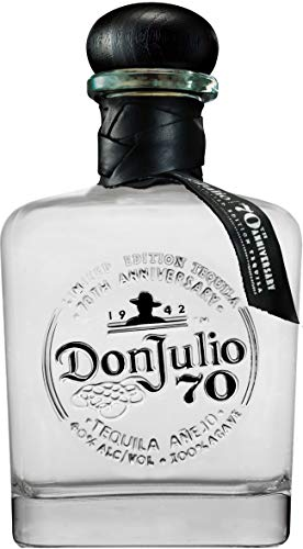 Don Julio 70 Tequila Crystal Claro Añejo 70th Anniversary Limited Edition (1 x 0.7 l)