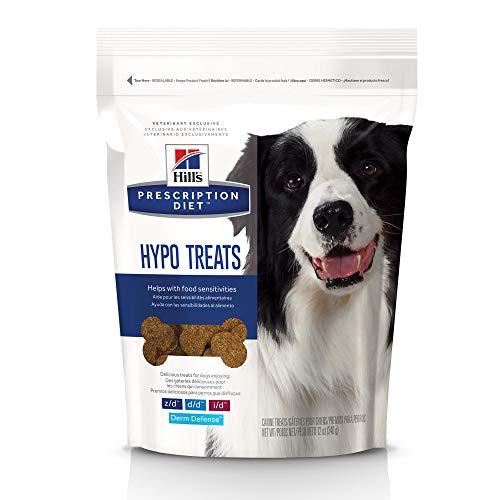 Hill's Prescription Diet Hypoallergenic Dog Treats, Veterinary Diet, 12 oz bag
