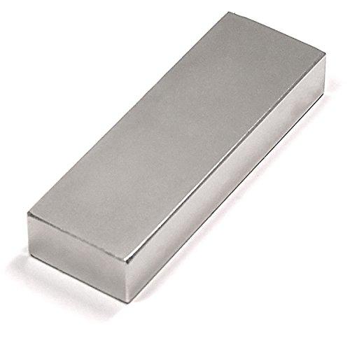 Super Strong Neodymium Magnet Grade N52 3x1x1/2' CMS Magnetics