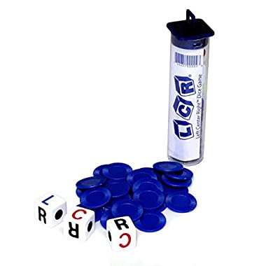 LCR Family Game  (colors may vary)