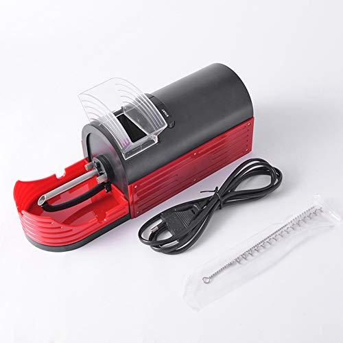 Cigarrillo eléctrico automático Rojo Máquina de apisonamiento de Cigarrillos Grandes con Fumador Hand Shake Man
