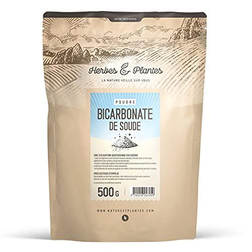 Herbes Et Plantes Bicarbonate de Sodium Officinal 500 g