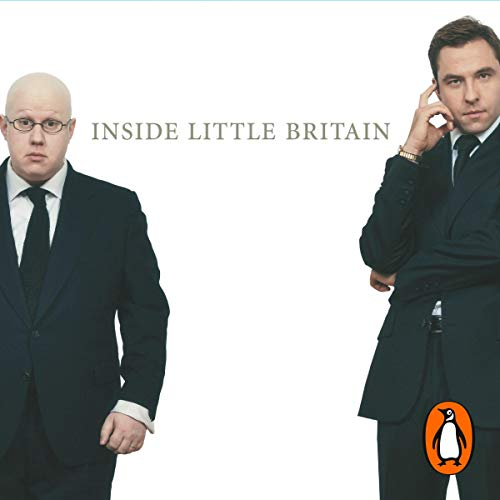 Inside Little Britain cover art