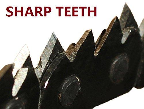 CROC SHARPEST! Survival Pocket Hand Chainsaw