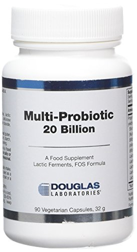 Douglas Laboratories Multi-Probiotic 20 Billion Supplement