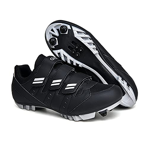 AGYE Zapatillas Ciclismo Hombre MTB,Zapatillas de Ciclismo de Carretera Pro para Hombre...