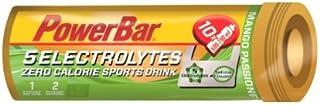 PowerBar 5 elektrolyt flikar 5 rör x 10 tabletter mango-passionsfrukt