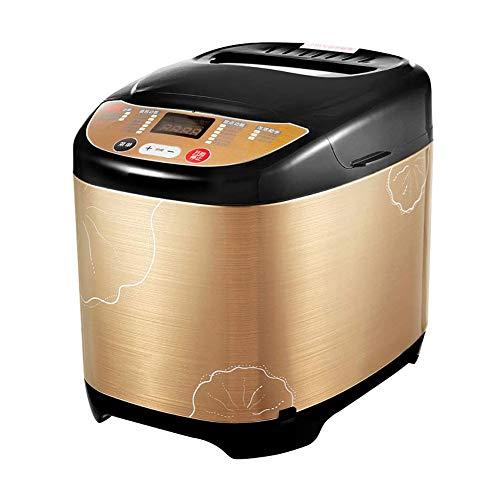 Hewei Bread Maker, multifunctionele keukenmachine, met automatische isolatie, afneembaar deksel en timerbroodrooster, 11 x 15 x 13 inch