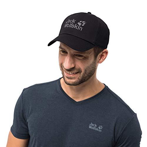 Jack Wolfskin Kappe Baseball Cap, black, ONE SIZE (56-61CM)