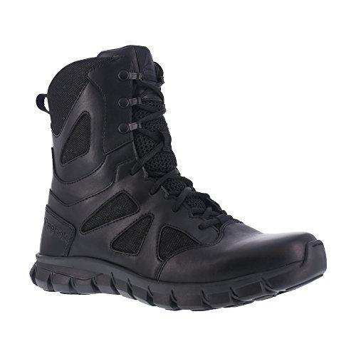 Reebok Sublite Cushion Tactical Rb805 Militärstiefel für Damen, Schwarz (schwarz), 37.5 EU