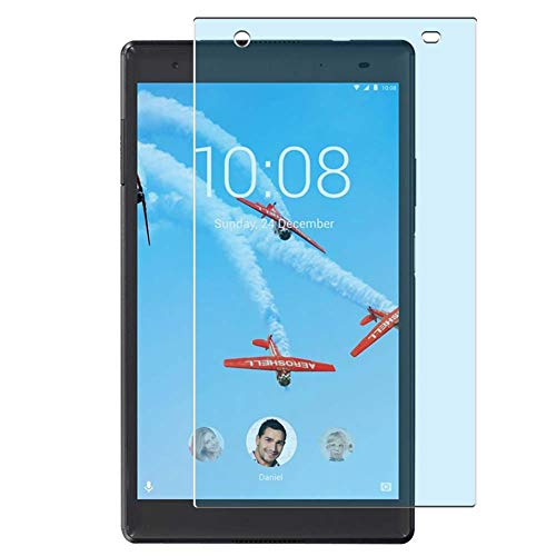 Vaxson 2-Pack Anti Blue Light Screen Protector, compatible with Lenovo TAB 4 8 plus TB-8704N 8' TAB4, Blue Light Blocking Film TPU Guard [ NOT Tempered Glass ]