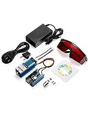 SainSmart 450nm Blauw-Violet Licht Laser Module Kit voor Genmitsu CNC Machine 3018-MX3/3018-PROVer