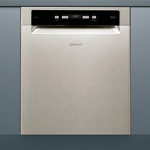Bauknecht BUC 3C26 PF XA oppvaskmaskin 60 cm / PowerClean / ActiveDry / forhåndsvalg av starttid / bestikkskuff / MultiZone-alternativ / sensorprogram / fullvannsbeskyttelse