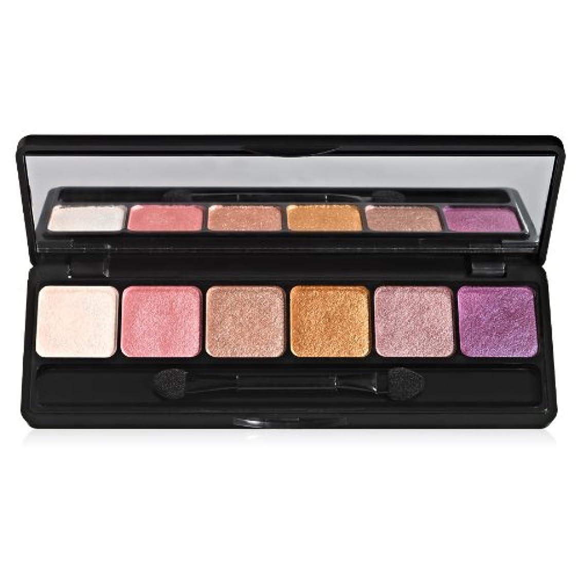 ニッケル砲撃教科書E.L.F. Cosmetics, Studio, Prism Eyeshadow, Sunset, 0.42 oz (12 g)