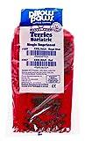 BARIATRIC (Diabetic) SLIPPER SOCK NON SKID (3 pack), 3X large, Red