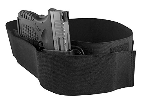 CrossBreed Holsters Modular Belly Band (Large, for Glock 43)