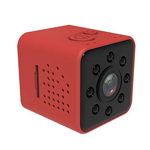 MKJYDM WiFi Mini Cámara HD Detección De Movimiento 1080P Gran Angular DV...