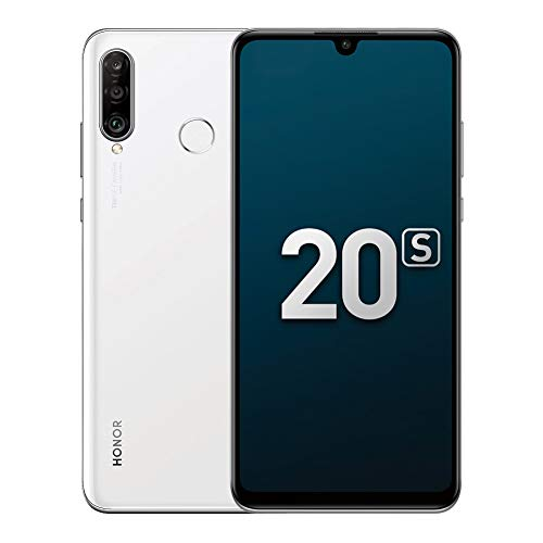 Honor 20S Smartphone, 6GB RAM + 128GB ROM Cellulari, 6,15' Schermo a piena vista, 48MP + 8MP + 2MP...