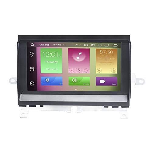 JIBO Android 10.0 Auto Radio GPS Navegación Cabeza Unidad 7' Tocar Pantalla Teléfono Control SWC Estéreo Nav Sat por Land Rover Discovery 3 LR3 L319 2004~2009 Multimedia Jugador