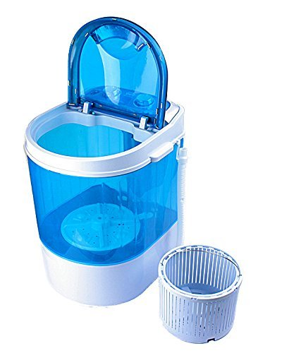 AMAR Fashion Portable Mini Washing Machine with Dryer Basket (Washing Machine)