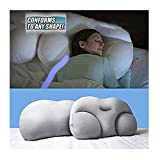 Ashopfun Fast Sleep Pillow, All-Round Sleep Pillow, Fast Sleep Comfortable Pillow, Memory Foam...