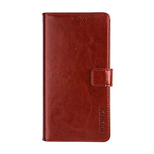 Manyip Hülle für ZTE Blade L3,Handyhülle ZTE Blade L3,TPU-Schutzhülle mit [Aufstellfunktion] [Kartenfächern] [Magnetverschluss] Brieftasche Ledertasche für ZTE Blade L3