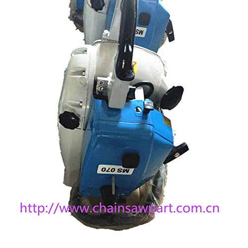 OJENAS Gas-Powered 070 Chain Saw 2 Stroke 105cc 4.8KW With 36