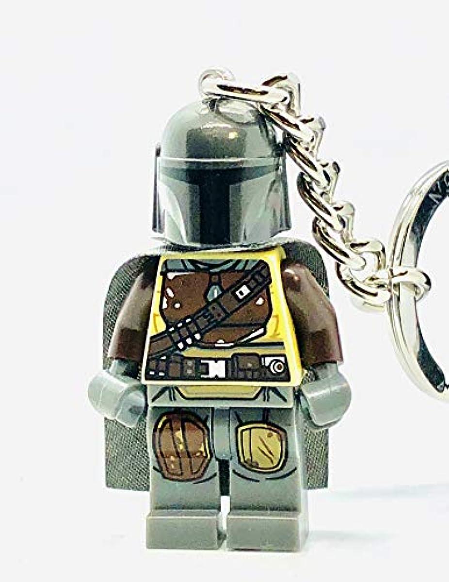 [해외] 레고(LEGO)스타워즈 만달로리안 키체인 854124