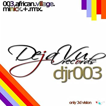 Afrikan Village EP