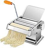 Pasta Maker Machine Pasta Prank Acciaio In Acciaio Inox Pasta MANUALE MANUALE MANUALE MANUALE MANUALE DA PASSA Tagliatori con 3 lame rendono regalo di gadget da cucina Dumpling fresco