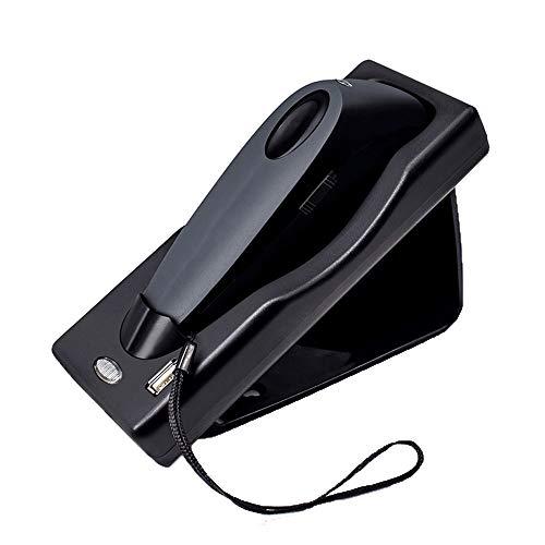 Scanner de Caisse enregistreuse de supermarché sans Fil Bluetooth avec Stockage de Vibrations de Base