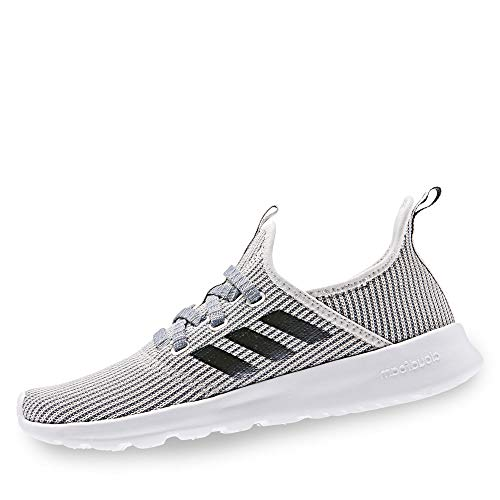 adidas Performance Cloudfoam Pure Sneaker Damen weiß/grau, 7.5 UK - 41 1/3 EU - 9 US