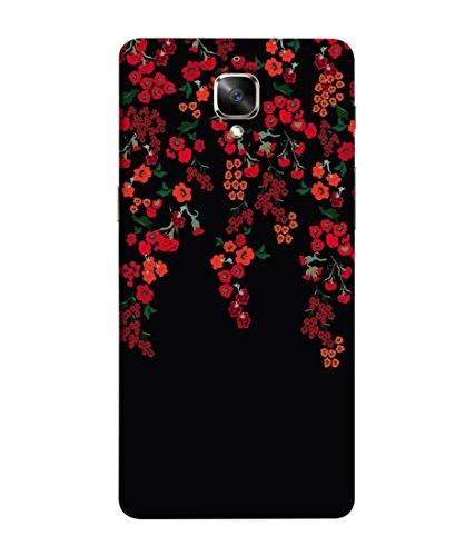 Inktree Designer Printed Soft Silicone Back Case Cover for One Plus 3 / One Plus 3T, Multi Color, oneplus3-2894