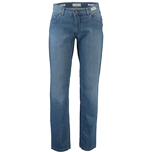 BRAX Jeans Style Cooper Regular Fit Stretch hellblau, Gr.36W / 34L