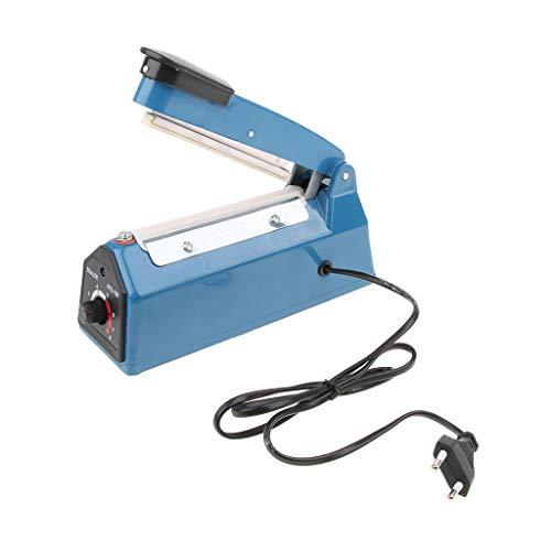 Harilla Máquina de Sellado de Sellador de Calor Europlug Comercial 4 '' 10cm Enchufe de EE. UU. 220V