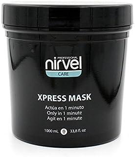 Nirvel Care XPRESS MASK - Mascarilla, actúa en 1 minuto,