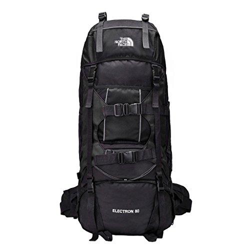 80 l support de sac à dos charges de Voyage en plein air de l'épaule sacs alpinisme professionnel sacs de voyage