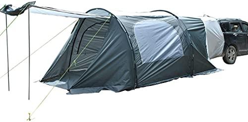 MWKL Tienda de toldo con Sombra, toldo portátil Impermeable para Coche, Refugio Solar para Acampar, al Aire Libre, Pesca de Picnic, 14,6 x 9,1 x 5,9 pies