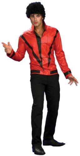 Rubies Veste Thriller Michael Jackson Taille : L