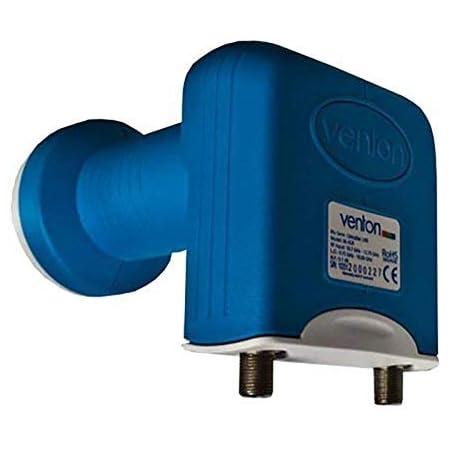 Venton Unicable Lnb Black Scr Uni Cable Unicable Lnb Elektronik