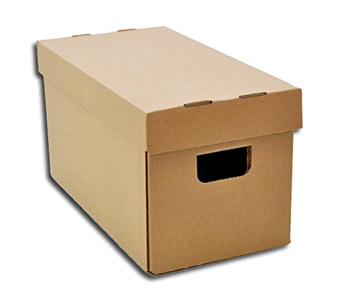 Protected Single Schallplatten Pappbox